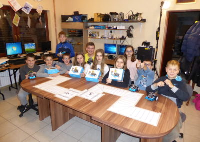 Preliminarni rezultati 1. kola Croatian Makers lige