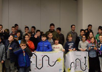 Preliminarni rezultati 2. kola Croatian Makers lige
