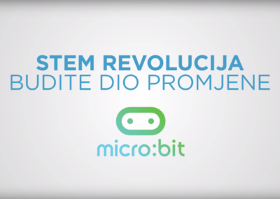 BBC micro:bit – STEM revolucija u školama (crowdfunding kampanja Croatian Makersa)