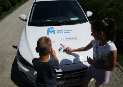 Ljetni STEM auto, 8. dan: Bršadin i Vukovar