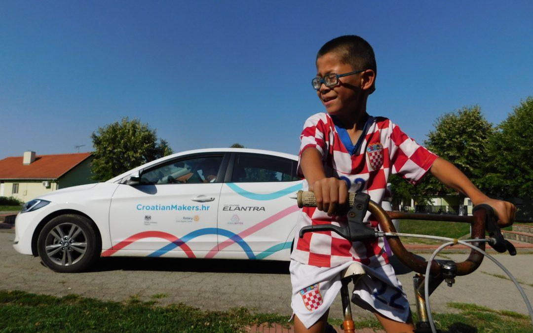 Ljetni STEM auto – pregled drugog tjedna turneje
