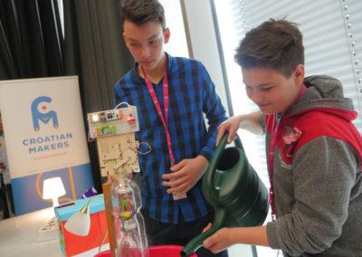 Rezultati natječaja: napredne 'Internet of Things' tehnologije u hrvatskim školama