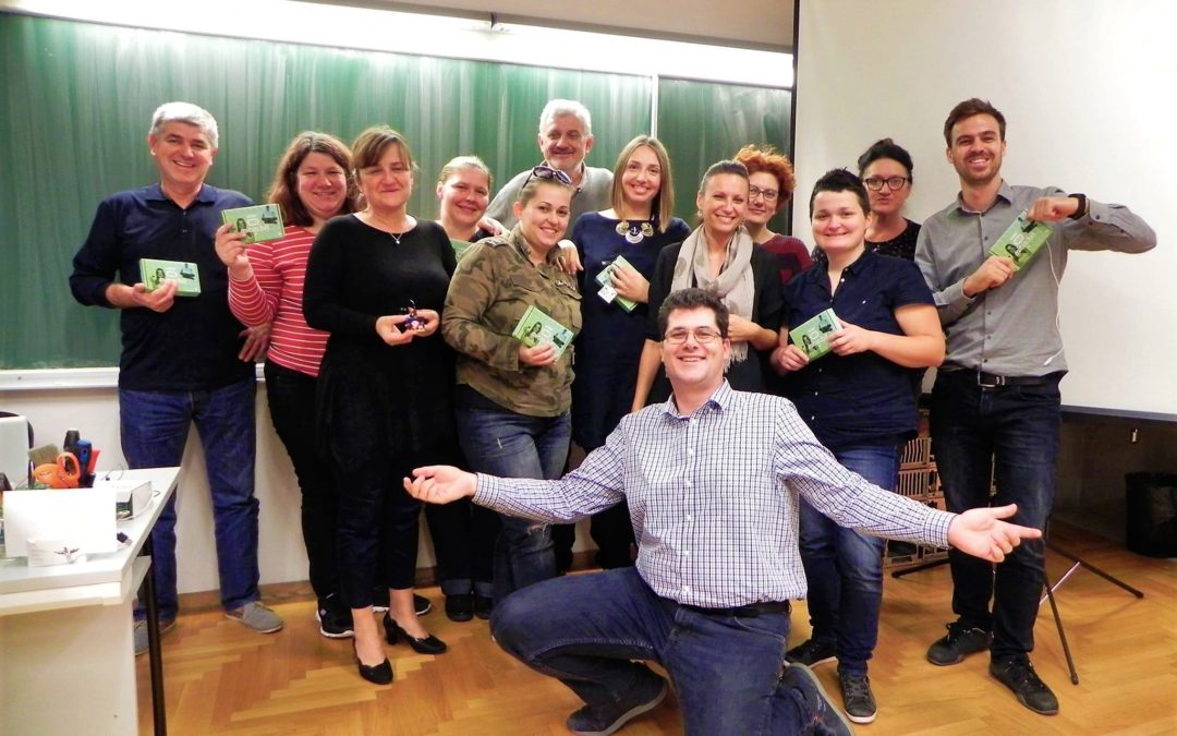 Projekt ProMikro: pregled drugog tjedna uvodnih radionica za nastavnike