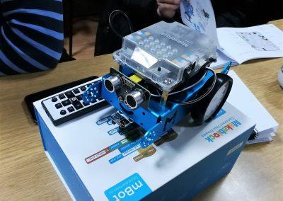 Poziv na stručno usavršavanje nastavnika i stručnih suradnika na temu edukacijske robotike