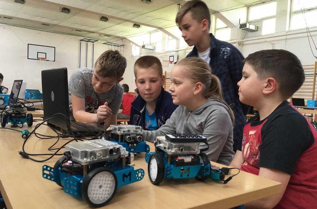 Rezultati 3. kola Croatian Makers robotičke lige