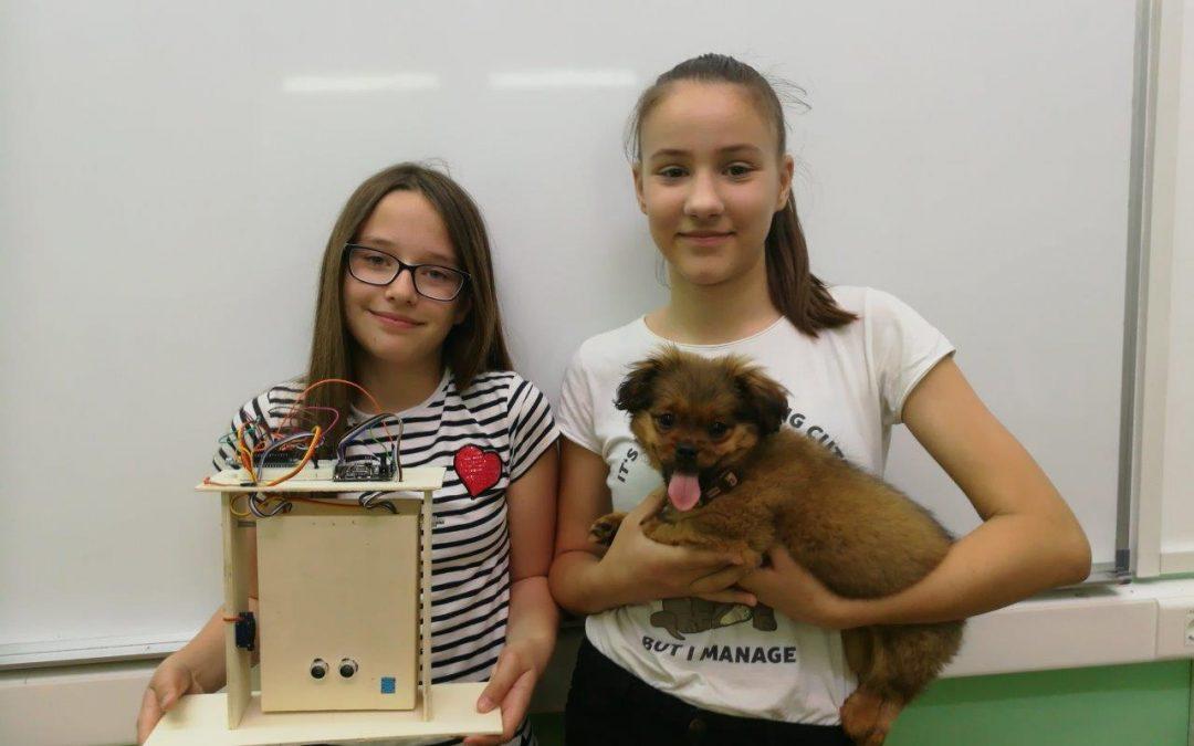 Rezultati nagradnog natječaja Internet of Things: kućni ljubimci i domaće životinje