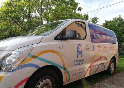 STEM auto: Početak turneje po Dalmaciji
