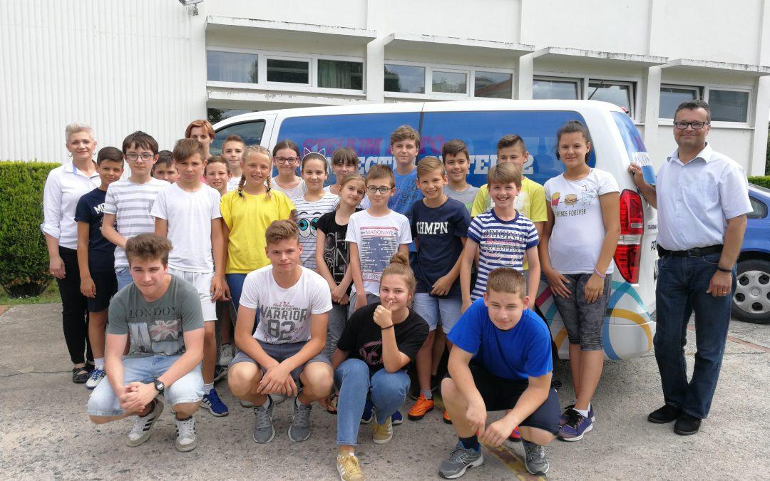 STEM auto 2018. – kraj prvog ciklusa po Dalmaciji i otocima
