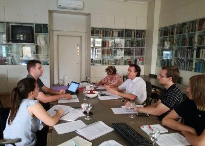 Prvi sastanak radne skupine za Fakultet elektrotehnike i računarstva (FER)