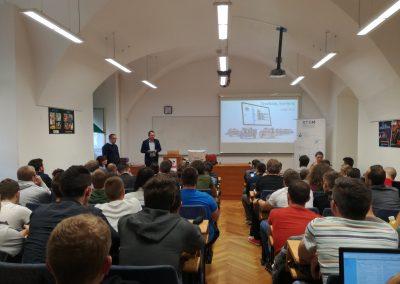 Prezentacija programa društveno korisnog učenja u sklopu projekta STEM revolucija u zajednici – FOI