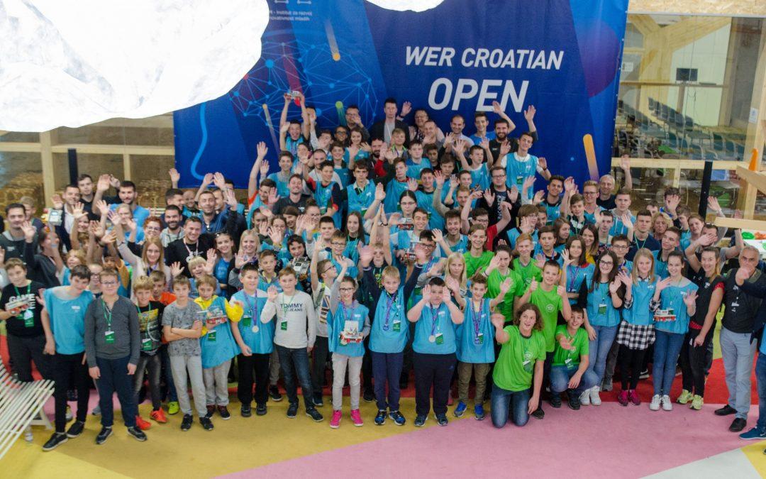 WER Croatian Open 2018. – održano natjecanje iz edukacijske robotike