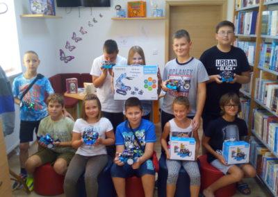 DAN 3: Gradska knjižnica Čepin i Centar tehničke kulture Osijek