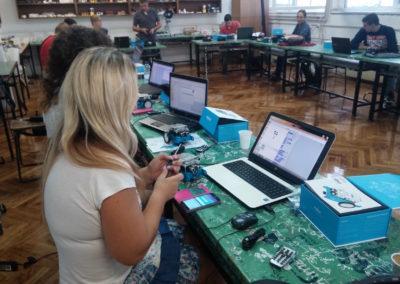 Teach the Teacher: Connect IT, OŠ Jurja Šižgorića i OŠ Josipa Antuna Ćolnića