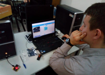 Prve radionice za mentore STEM revolucije o korištenju micro:bita