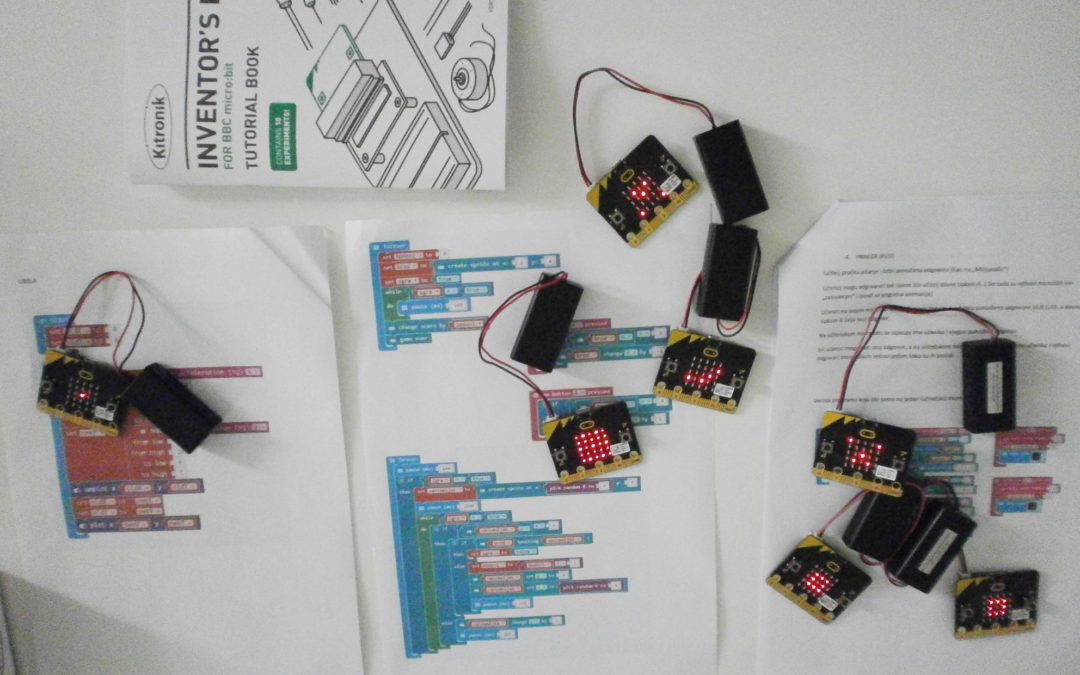 Završen drugi val edukacija STEM revolucije – napredne radionice s micro:bitovima