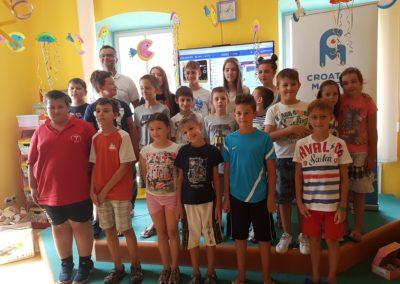 Ljetni STEM auto, 1. dan: Bjelovar