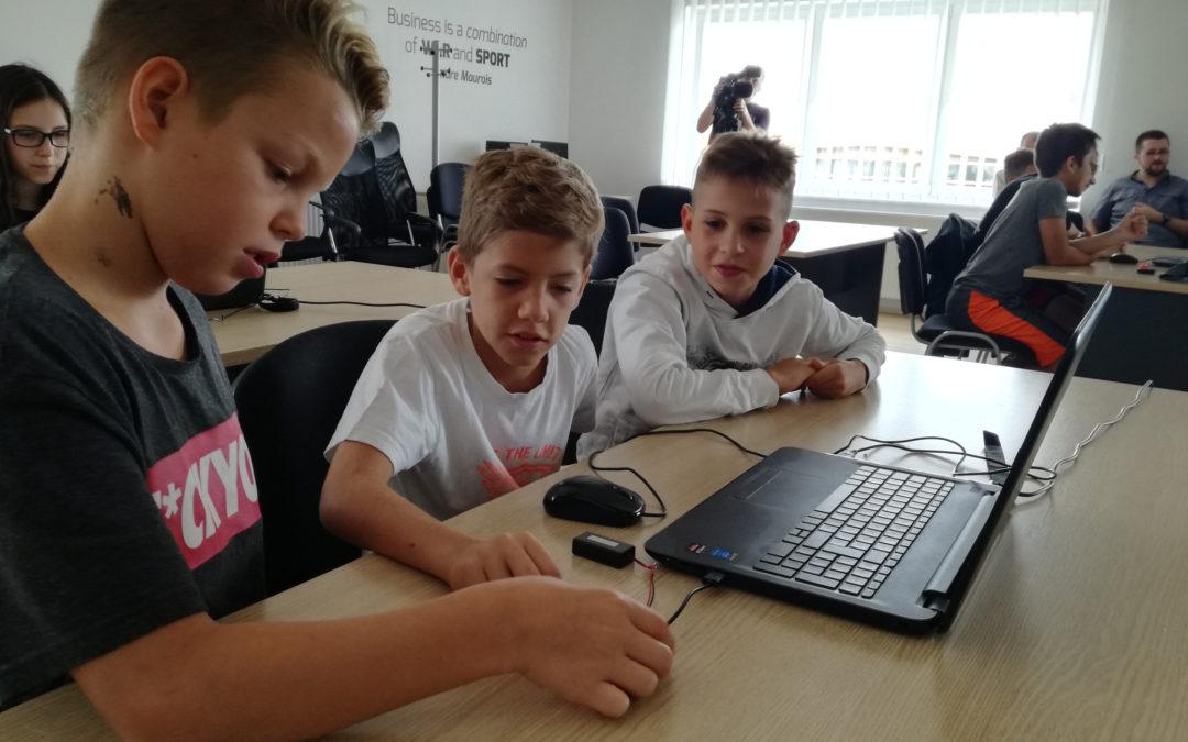 Ljetni STEM auto, 2. dan: Virovitica i Donji Miholjac