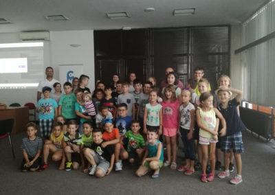 Ljetni STEM auto, 5. dan: Đakovo i Slavonski Brod