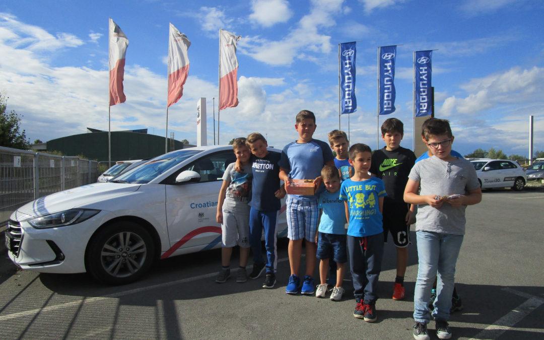 Ljetni STEM auto, 4. dan: Osijek