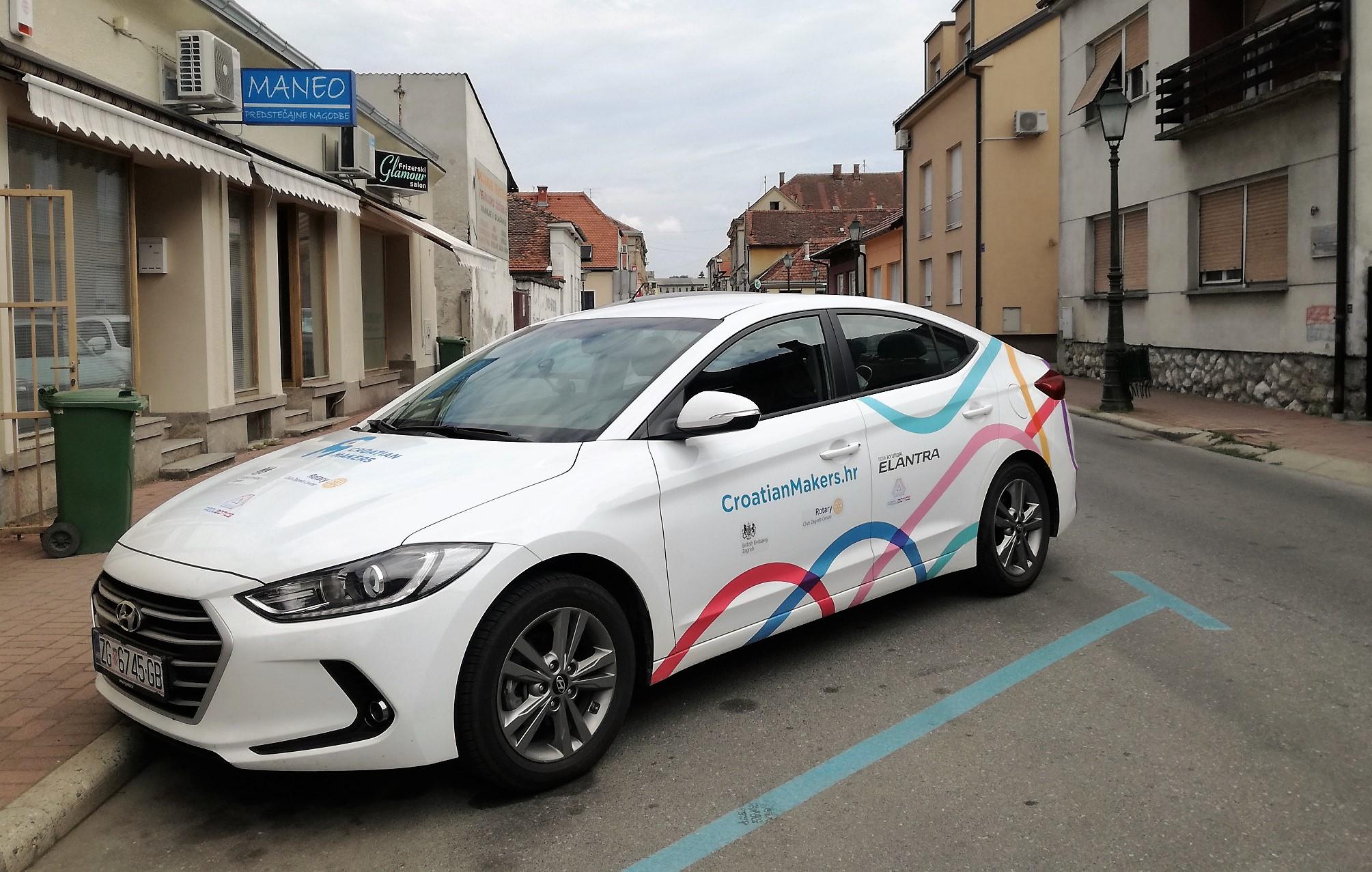 STEM auto u Bjelovaru