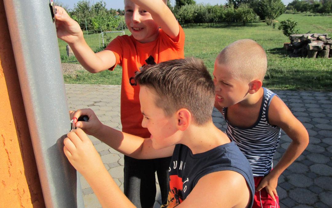 Ljetni STEM auto, 10. dan: Osijek i Čepin