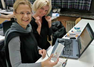 Edukativne radionice projekta: napredne IoT tehnologije u hrvatskim školama