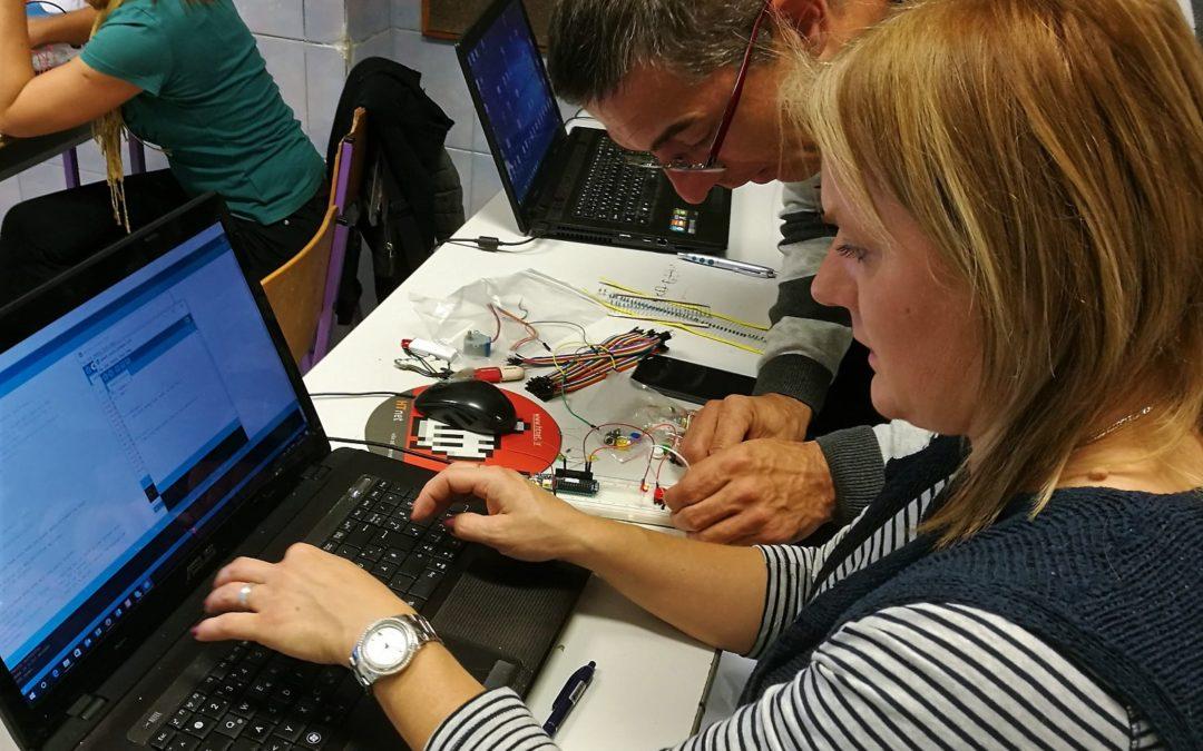 Pregled prvog ciklusa radionica projekta: napredne IoT tehnologije