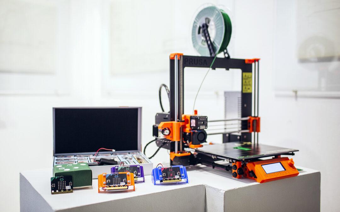 Donacije 3D pisača i Makerspace prostora knjižnicama