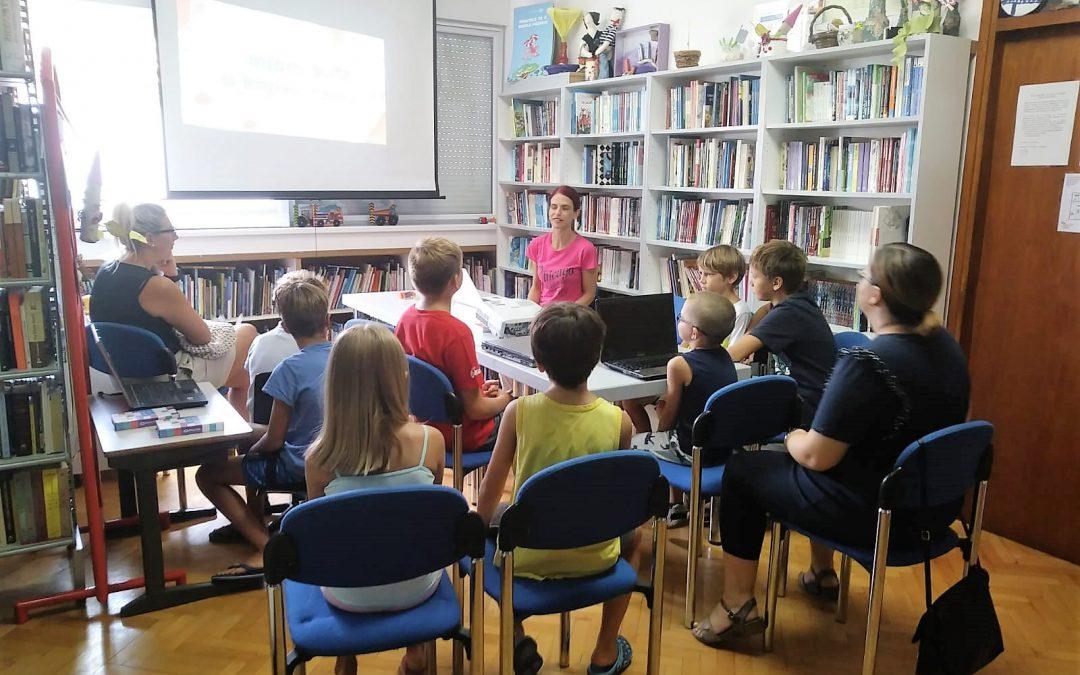 STEM revolucija u knjižnicama – besplatne radionice s micro:bitovima