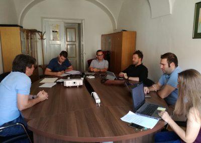 Drugi sastanak Radne skupine za Fakultet organizacije i informatike (FOI)