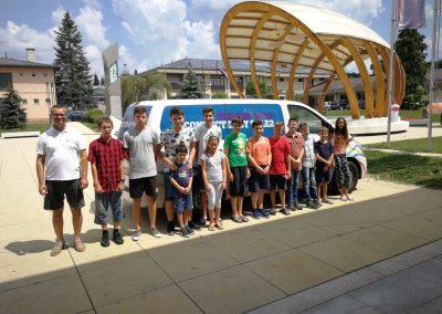 3. ciklus STEM auta 2018. – Virovitica, Grubišno Polje, Popovača, Stari Slatinik i Kutina