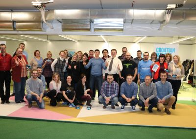 30 nastavnika iz cijele Hrvatske usavršavalo se u STEM-u za rad s darovitom djecom