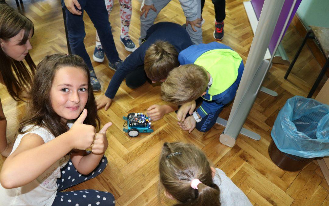 STEM auto 2018. – više od 500 djece na radionicama u Gorskom kotaru i Lici!