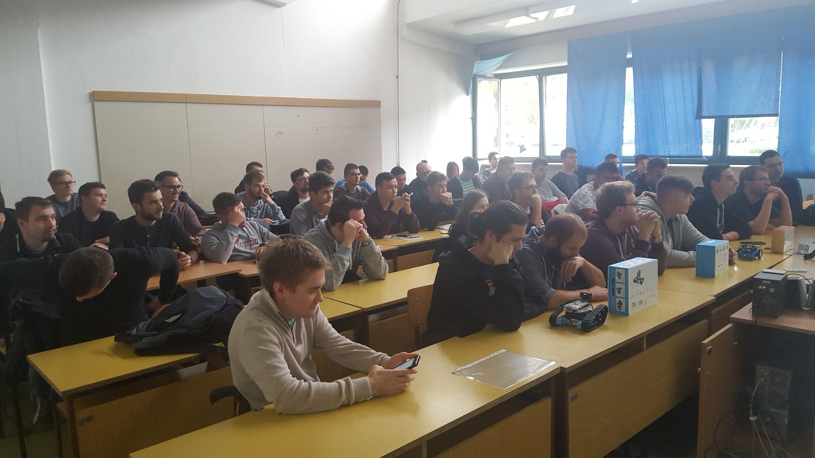 upoznavanje sa studentima