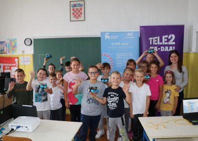 Dva STEM auta putuju Hrvatskom – novi ciklus STEM auto projekta!