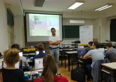 Edukacija studenata o tehnologijama i društveno korisnom učenju