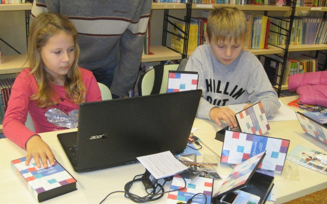 Tjedan programiranja u knjižnicama!
