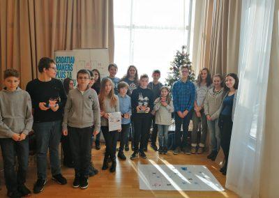 Završna konferencija projekta CM plus – za darovitu djecu