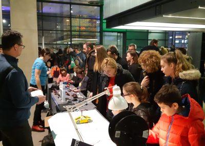 Interaktivna izložba i radionice robotike na Noći muzeja 2019.