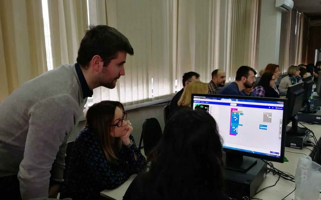 Digitalni građanin: prvi ciklus edukacije knjižničara iz Hrvatske, BiH, Srbije te Kosova