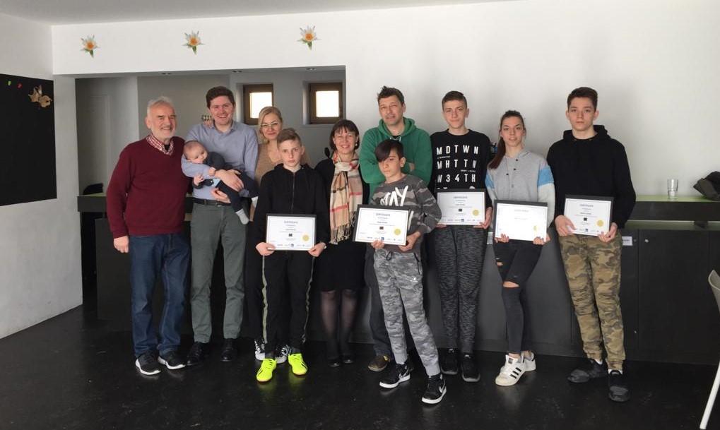 STEM u SOS Dječjem selu – edukacije iz robotike i programiranja u Austriji