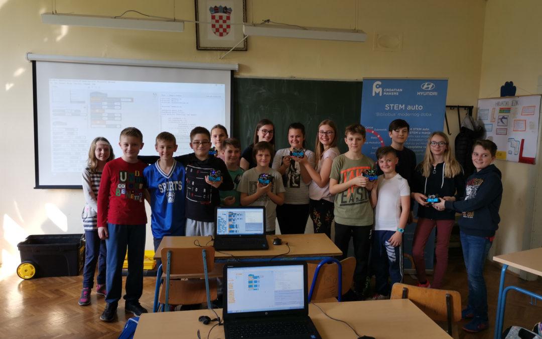 3. ciklus STEM auta 2019. – središnja Hrvatska