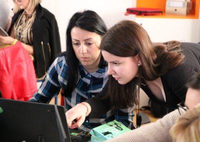 Edukacija učitelja u projektu STEM revolucija: razredna nastava