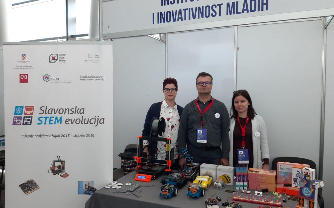 STEM dani otvorenih vrata na Osijek Drone Expo