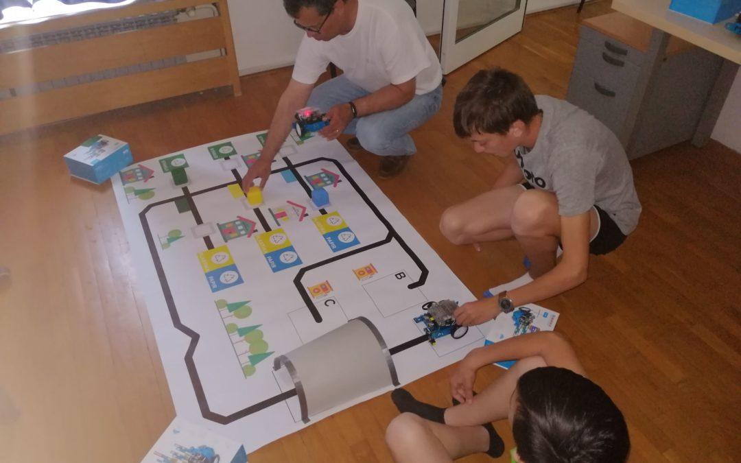 Napredne radionice programiranja u SOS Dječjem selu