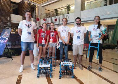 World Adolescent Robotics Competition 2019. – početak natjecanja