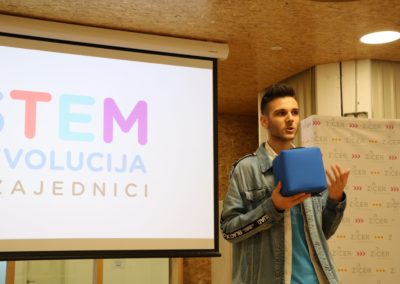 Završna konferencija projekta STEM revolucija u zajednici
