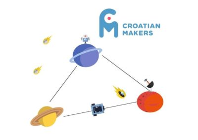 Konačni rezultati prvog kola Croatian Makers lige (šk. god. 2019./20.)