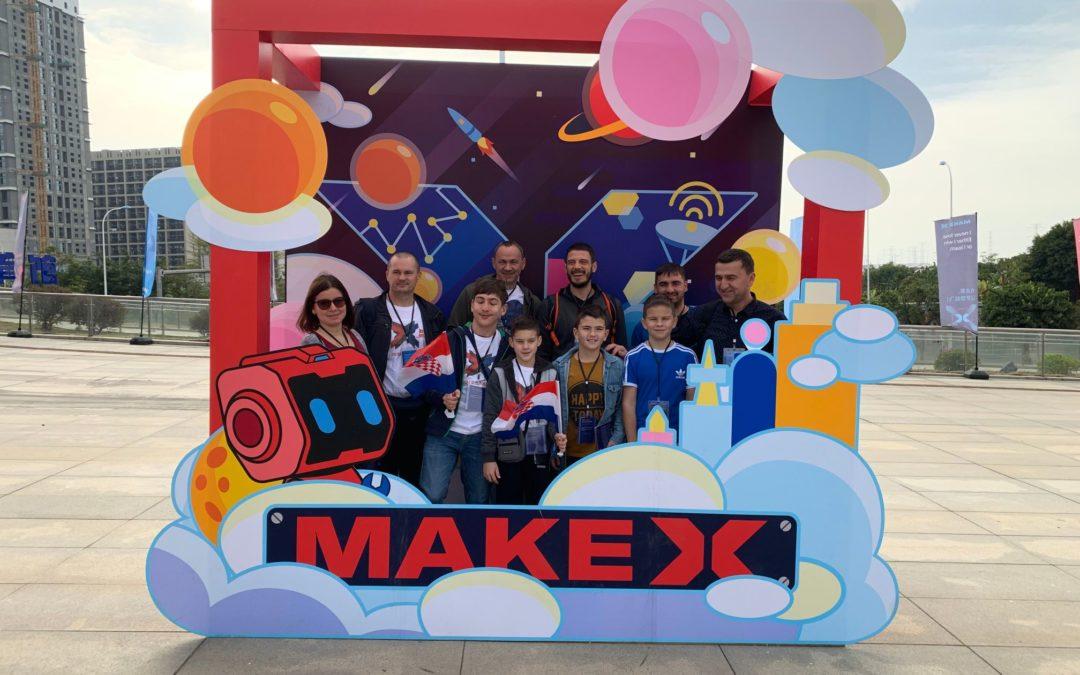 MakeX 2019. natjecanje u Kini – rezultati