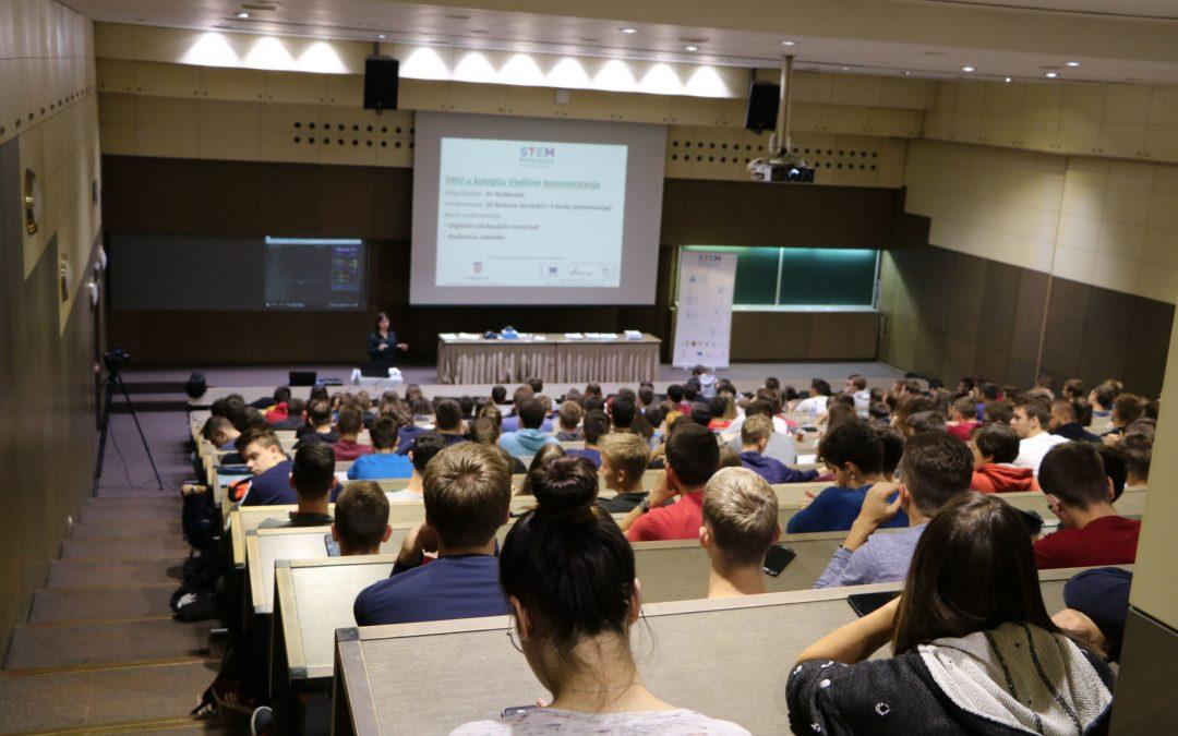 Demo radionice za studente i u novoj akademskoj godini